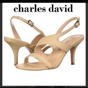 Charles David Heeled Sandals
